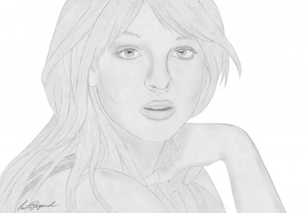 Britney Spears por CamillaStougaard